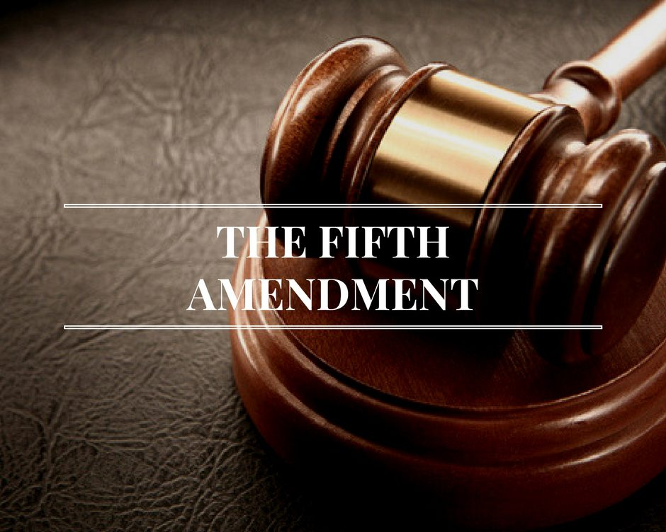 Truth on Trial: The Fifth Amendment