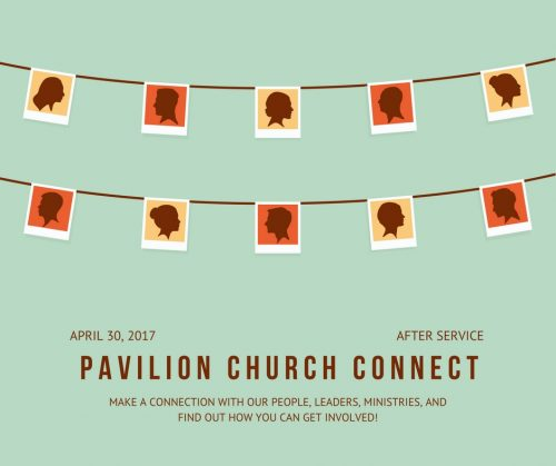 Pavilion Connect Sunday