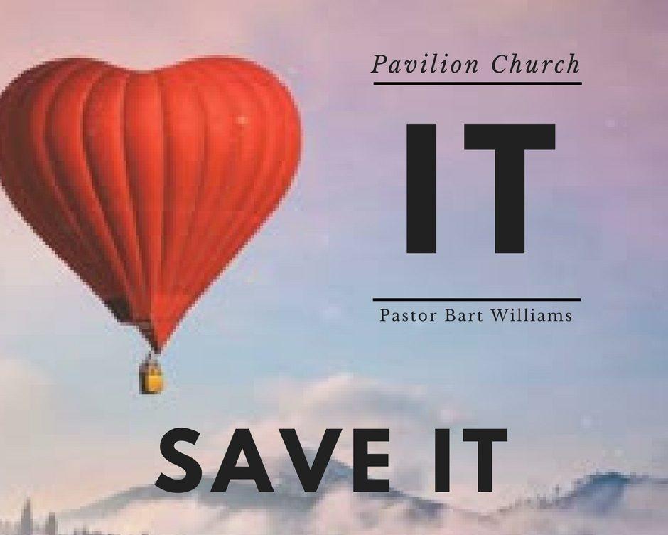 IT: Save IT