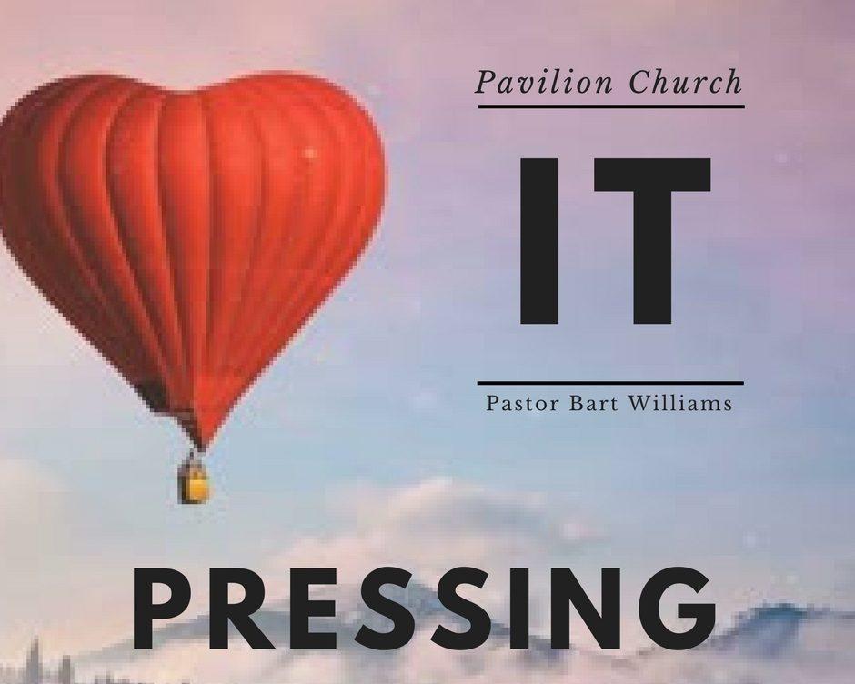 IT: Pressing IT