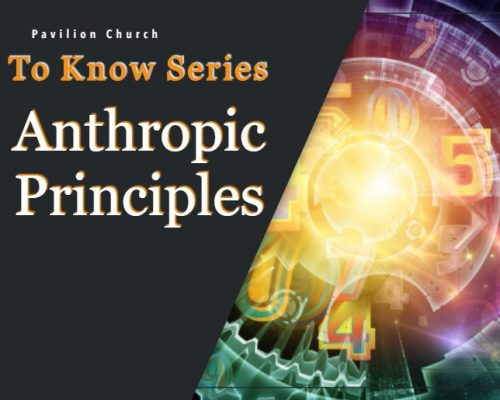 To Know: Anthropic Principles