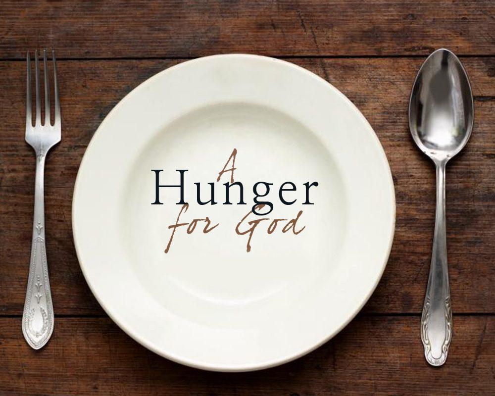 A Hunger for God: Communion