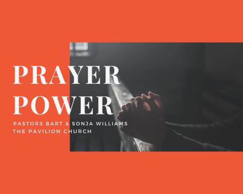 Prayer Power Back to Basics