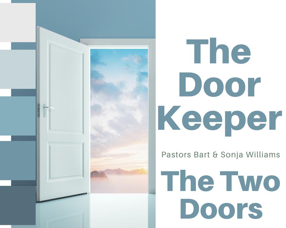 The DoorKeeper The Secret Place