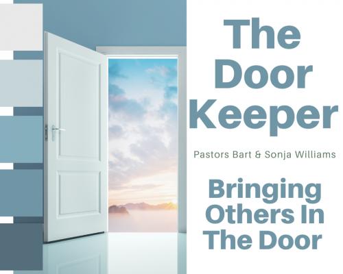 Doorkeeper Bringing Others In The Door