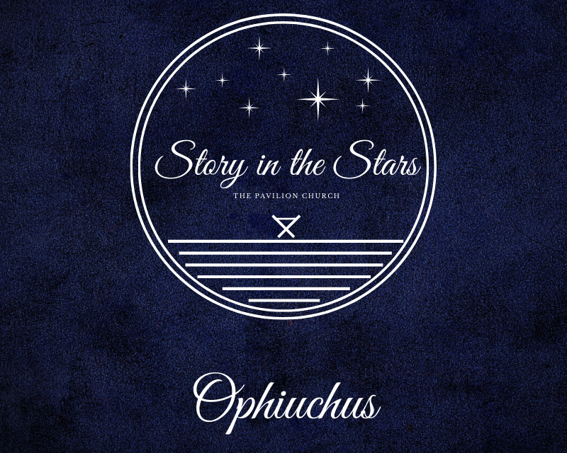 The Story In The Stars Part 6 Ophiuchus