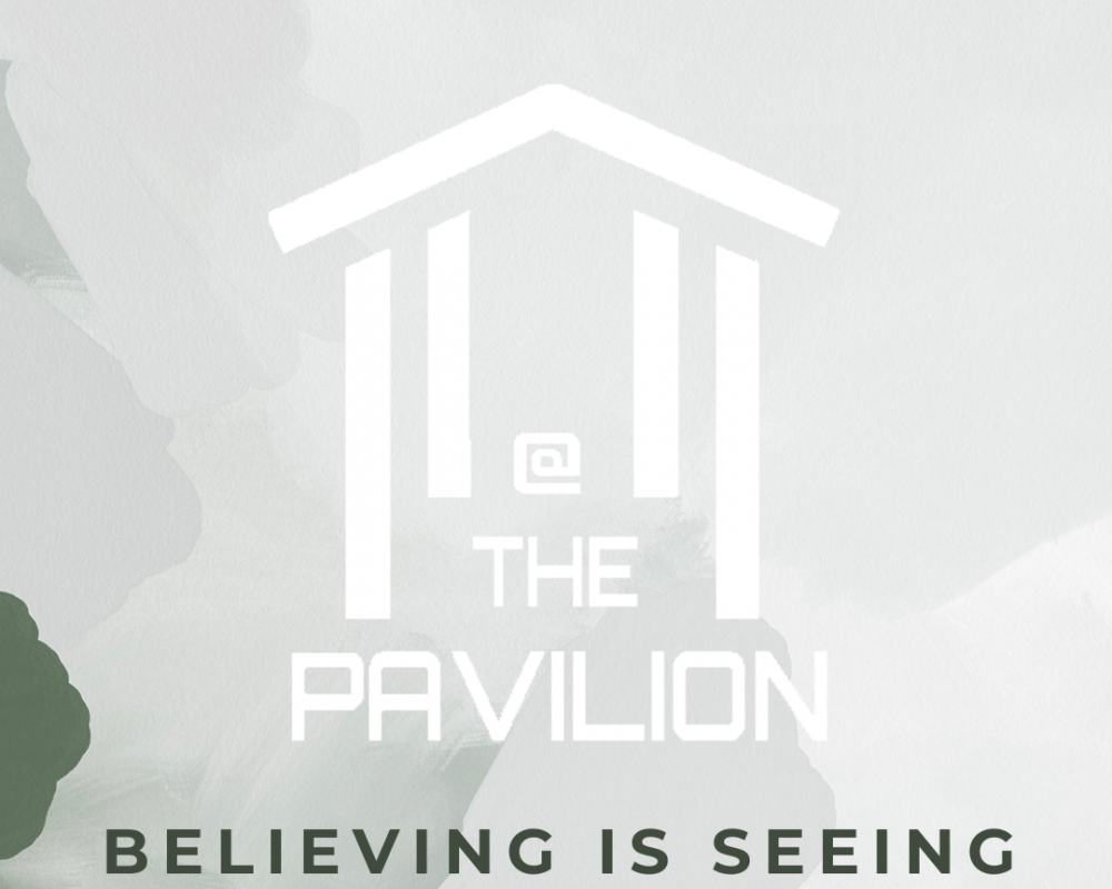At the Pavilion Believing is Seeing